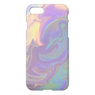 Coque iphone iridescent