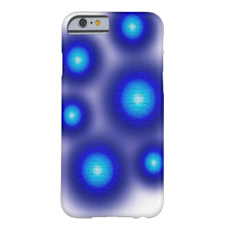 Coque iphone léger bleu unique coque iPhone 6 barely there