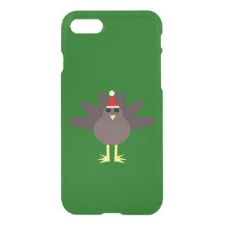 Coque iphone mignon de la Turquie de Noël