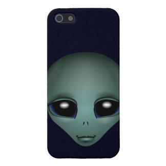 Coque iphone mignon et cadeaux du cas étranger E.T Étuis iPhone 5