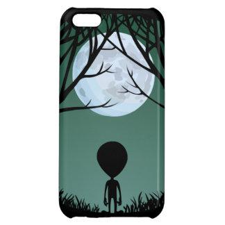 Coque iphone mignon et cadeaux du cas étranger étuis iPhone 5C