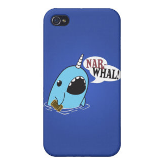 Coque iphone narwhal mignon iPhone 4/4S case