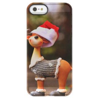 Coque iPhone Permafrost® SE/5/5s Décorations de renne - renne de Noël