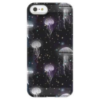 Coque iPhone Permafrost® SE/5/5s Méduses par nuit