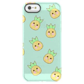 Coque iPhone Permafrost® SE/5/5s Motif d'ananas de Chubbi (textless)