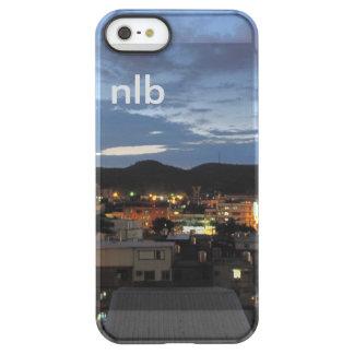 Coque iPhone Permafrost® SE/5/5s Vue de nuit