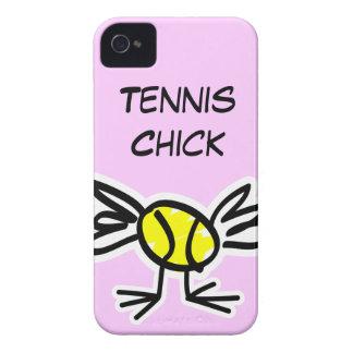 Coque iphone rose avec la conception de tennis étui iPhone 4