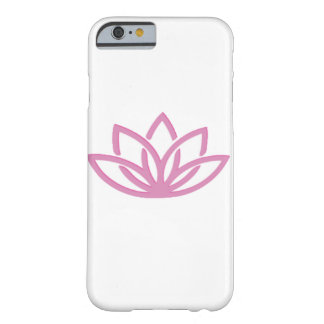 Coque iphone simple de Lotus