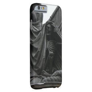 Coque iphone squelettique gothique