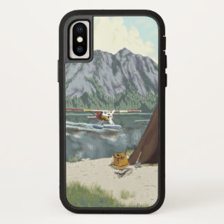 coque avion iphone x