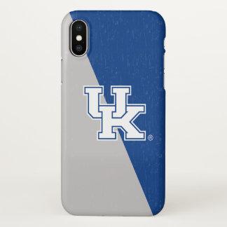 Coque iPhone X Bloc BRITANNIQUE de couleur du Kentucky | Kentucky