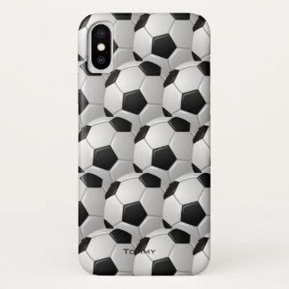 Coque iPhone X Cas de l'iPhone X de conception de ballons de