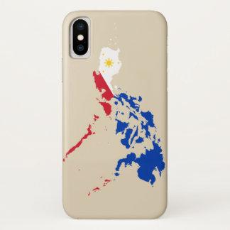 Coque iPhone X Cas d'iPhoneX de Philippines