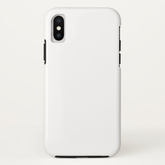 Coque iPhone X Cas dur de l'iPhone X de Coque-Compagnon