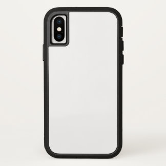 Coque iPhone X Cas dur de l'iPhone X de Xtreme de Coque-Compagnon