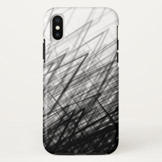 Coque iPhone X Contre-taille empilée - iPhone/coque ipad