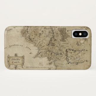 COQUE iPhone X   EARTH™ MOYEN