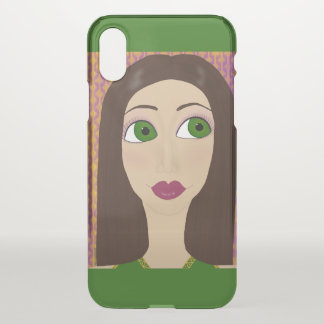 Coque iPhone X Fiona