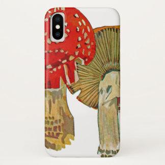 Coque iPhone X Flora exotique #11 chez SunshineDazzle