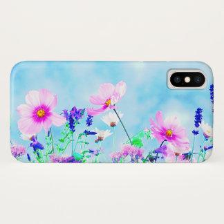 Coque iPhone X La beauté de la nature