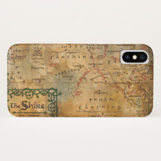 COQUE iPhone X   LE SHIRE™