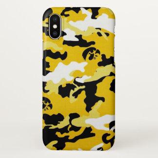 Coque iPhone X Les militaires camouflent la copie de como d'armée