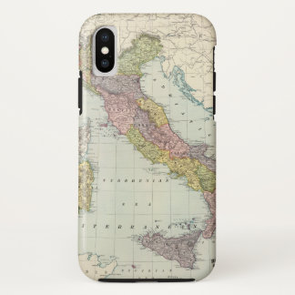 Coque iPhone X L'Italie 26