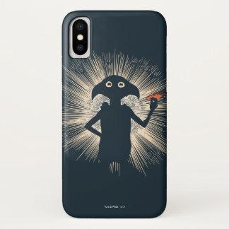 Coque iPhone X Magie de bâti de ratière