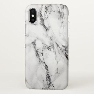 Coque iPhone X Mramor