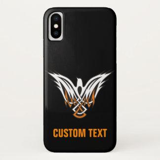 Coque iPhone X Oiseau celtique