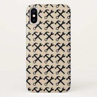 Coque iPhone X Outils de matériel