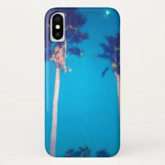 COQUE iPhone X   PALMIERS DE LA FLORIDE