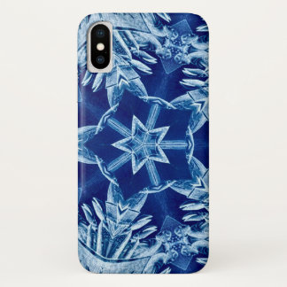 Coque iPhone X Pape 1651 de Cermeonial Star Mandala Case