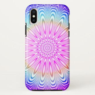 Coque iPhone X Soleil vibrant