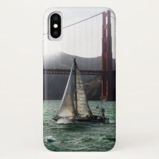 Coque iPhone X Sous le pont