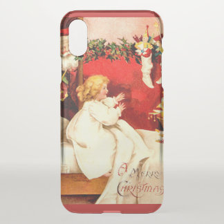 Coque iPhone X Un Joyeux Noël