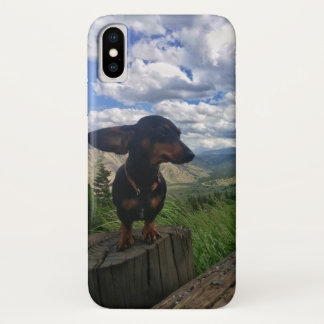 Coque iPhone X Yellowstone