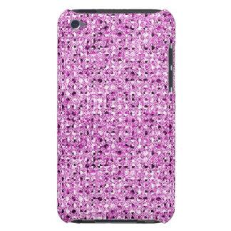 Coque iPod Case-Mate Effet rose de paillette