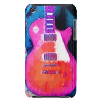 Coque iPod Case-Mate guitare abstraite