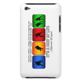 Coque iPod Case-Mate Hockey frais c'est un mode de vie