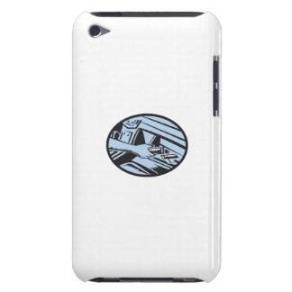 Coque iPod Case-Mate La main atteignant dans la boîte à gants pour