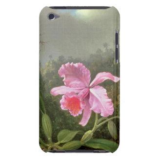 Coque iPod Case-Mate Orchidée et colibris de Martin Johnson Heade