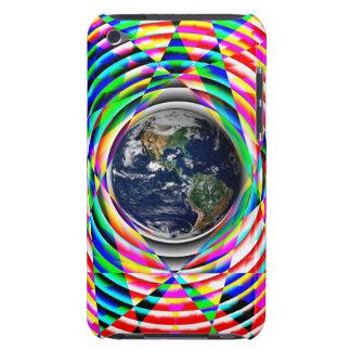 Coque iPod Case-Mate Vibraphone de la terre par Kenneth Yoncich