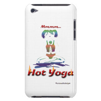 Coque iPod Case-Mate Yoga/pose chauds de Lotus