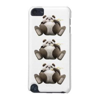 Coque iPod Touch 5G 3 pandas paresseux