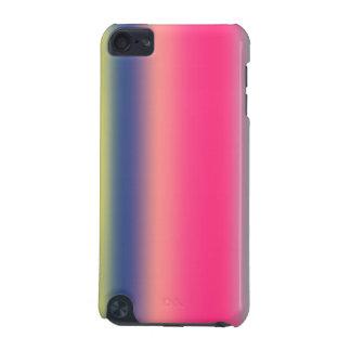 Coque iPod Touch 5G Abstraction de domaine de la couleur