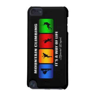 Coque iPod Touch 5G Alpinisme frais c'est un mode de vie