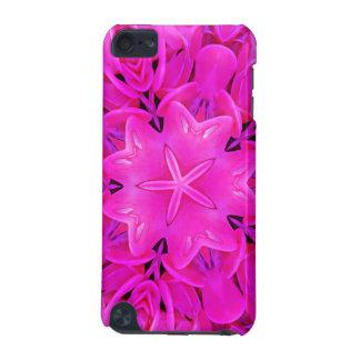 Coque iPod Touch 5G Art floral de roses indien de conception de