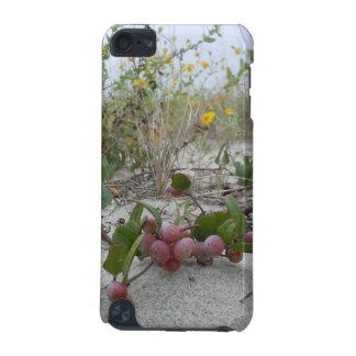 Coque iPod Touch 5G Baies sauvages sur la plage