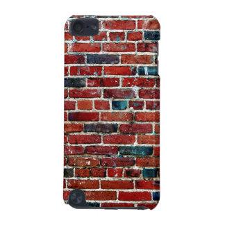 Coque iPod Touch 5G Briques - amusement frais unique